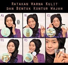 review tutorial make up natural wardah cara make up natural wardah untuk kulit sawo matang