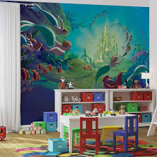 disney little mermaid wall paper mural buy at europosters price from