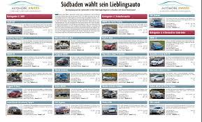 Baden Messe Freiburg Automobil Award 2017 Automobil Freiburg