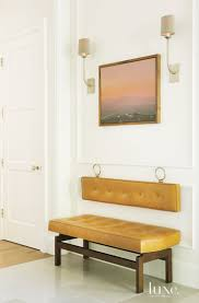 furniture small foyer bench in white for home furniture ideas