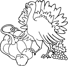 Funny Thanksgiving Coloring Pages Happy Thanksgiving Turkey Coloring Pages Clipart Panda Free