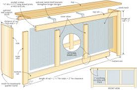 Home Workshop Plans Hidden Heat Build A Radiator Cover With Storage U2013 Canadian Home