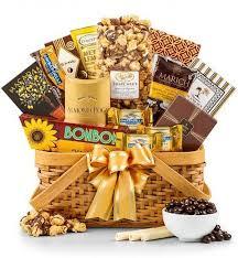 anniversary gift basket golden anniversary gift basket party golden