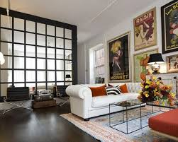 New York Style Home Decor Eclectic Living Room Ideas Dgmagnets Com