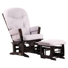 Nursery Rocking Chair by Ottomans Rocking Chair With Ottoman Best Nursery Glider 2016