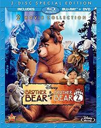 amazon brother bear brother bear 2 3 disc special edition