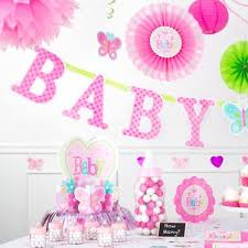 babyshower decorations baby shower baby shower party supplies party delights
