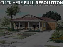 excellent house plans with front porch one story contemporary