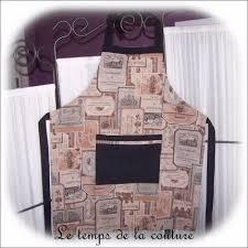 tablier de cuisine fait couture et création d articles textiles et d ameublement cuisine