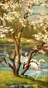 best 25 paint by numbers ideas on pinterest vintage paintings
