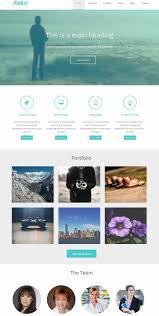 the agency author website template responsive http w3layouts com