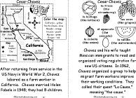 cesar chavez book a printable book enchantedlearning com