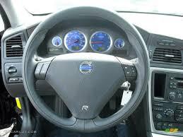 volvo steering wheel 2007 volvo s60 r awd nordkap black blue r metallic steering wheel