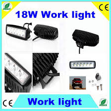 best construction work lights fedex free adjustable 18w cree led work light truck tractor jeep atv