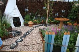 Family Garden Ideas Child Garden Ideas Small Garden Ideas Child Friendly Fearless