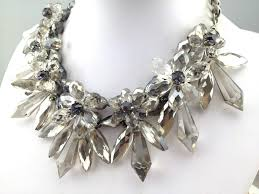 chunky crystal necklace jewelry images 2014 fashion brand luxury chunky crystal necklace women choker jpg