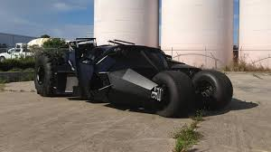 replica lamborghini for sale the u0027tumbler u0027 batmobile is for sale top gear