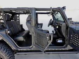 custom lifted jeep wranglers in 2017 jeep wrangler unlimited custom lifted 4x4 winch cargo net 2