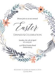 easter brunch invitations free easter invitation templates greetings island