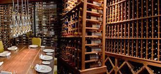 custom wine cellars wine enthusiast