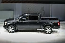 Ford F150 Truck Ramps - 2015 ford f 150 first look motor trend