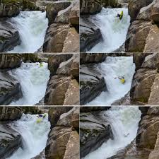Rock Slides Will Remain Common Because Of The Significant Snowpack Pyranha Blog Kayaking Articles From Pyranha Staff Team Paddlers