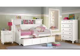 daybed wooden full daybed with 6 drawers and shelves for bedroom