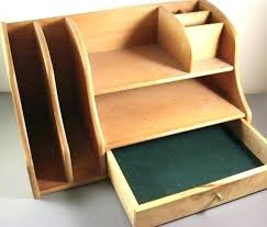 Desk Mail Organizer Desk Organizer Wood Like This Item Desk Mail Organizer Wood