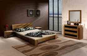 Stylish Wood Bedroom Design Ideas  Modern Bedrooms Design - Wood bedroom design