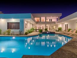 la u0027rosa 7800sf contemporary villa with homeaway las vegas