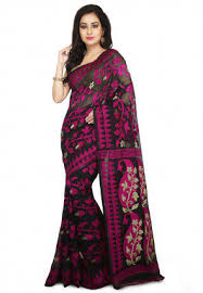 bangladeshi jamdani saree buy jamdani sarees and jamdani silk sarees online utsav fashion