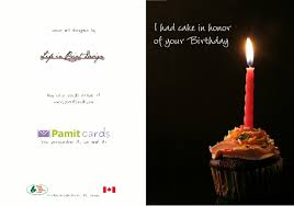 custom birthday cards canada templates create your own birthday