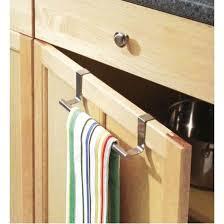 over cabinet door towel bar buy over cabinet door kitchen towel bar very useful product online