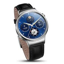 huawei classic bracelet images Huawei watch classic stainless steel case with black leather strap gif