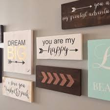 decor signs chic and creative home decor signs best thankful products on
