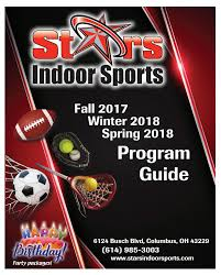 stars indoor sports fun guide 2017 2018 by the columbus dispatch