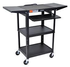 Metal Computer Desks C Avj42kbdl 24