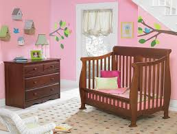 Baby Crib Convertible To Toddler Bed Kathryn Safety Gate Crib Converted Into Toddler Bed Cinnamon