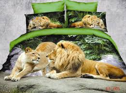 printed 3d bedding sets full queen king california king size flat