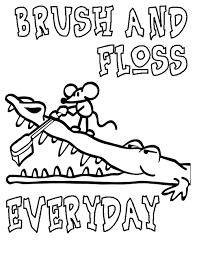 Coloring Fascinating Coloring Pages Of Teeth Teeth Coloring Brushing Teeth Coloring Pages