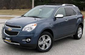 Chevrolet Equinox Gmc Terrain Crossovers Are A Item But