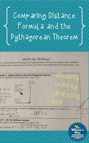 Distance Between Two Points Map Top 25 Best Pythagorean Theorem Formula Ideas On Pinterest