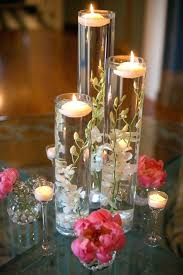 Wedding Centerpieces Floating Candles And Flowers by Floating Candle Cylinders U2013 Eatatjacknjills Com