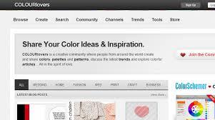 trending color palettes creative genius web designs love colors