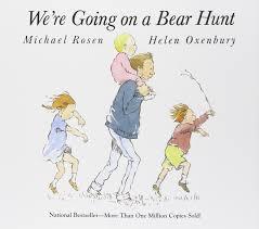 we u0027re going on a bear hunt michael rosen helen oxenbury