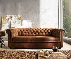 sofa mit bettfunktion billig wohnlandschaft clovis braun antik optik mit hocker das neue
