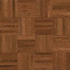 Bruce Laminate Flooring Canada Bruce Natural Oak Parquet Cherry 5 16 In Thick X 12 In Wide X 12