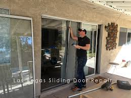 Sliding Patio Door Repair Las Vegas Sliding Glass Door Repair
