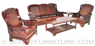sofa set 609 wooden sofa set 311 bonny furniture