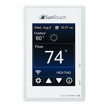 thermostats u0026 controls under floor heating the home depot